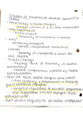 mc economics of media ownership notes