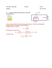 Exam 3 - Form C - with answers and explanations