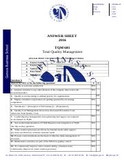 MUNA_AL TARABISHI_653_TQM EXAM - ANSWER SHEET Monaold.docx