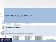 01B distributive negotiatioins 1_ Blue Buggy