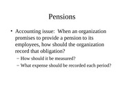 pension powerpoint