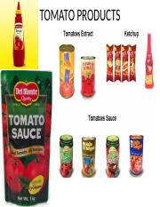 TOMATO PRODUCTS.pptx