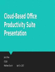 Cloud-Based Office Productivity Suite Presentation.pptx