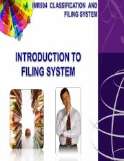 1-IMR504-Introduction to filing system.ppt