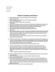 Chapter 5 Review Questions Servers.docx