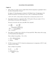 Chap 12 practice problems answers