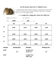 dihybrid crosses notes
