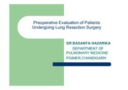 Preoperative Lung