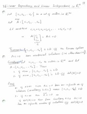 Chapter 7 Linear Algebra Part II