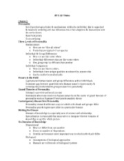 ch 1- ch 5 notes