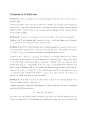 Math 345 Assignment #9