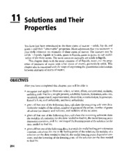 Chapter 11 Solutions and Their Properties_OCR