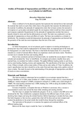 BMED 2540 Spring 2015 Dr. wan Biomechanics Homework Report