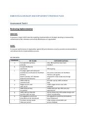 bsbmgt616 assessment3 docx bsbmgt616 develop and implement