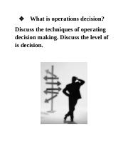 6.What is operations decision.docx