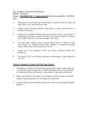 3. Guideline for one page proposal 01 25 2016