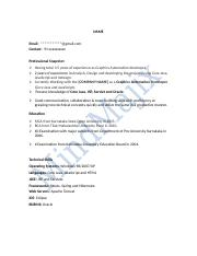 Core-JAVA-sample-resume-3