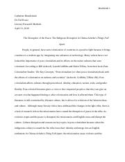 Things Fall Apart final research paper with citations.docx