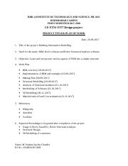 Project Outline & Plan of Work - 2014B3A20746H.doc