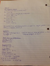 Notes 1 The chain rule