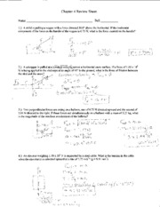 Printables Dimensional Analysis Physics Worksheet dimensional analysis worksheet 0 500 oz what is the price of a 2 pages chapter 4 review sheet answer key