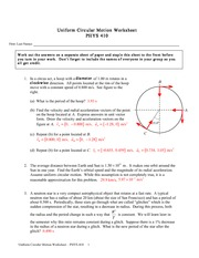 Answers_Uniform_Circular_Motion