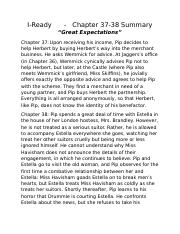 I-Ready Chapter 37-38 Summary.docx