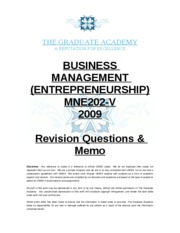 MNE202-V Revision Question and Memo1[1]
