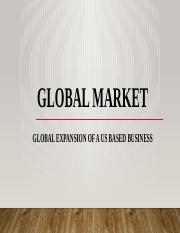 Global Expansion of a US Based Business.pptx