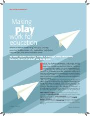 Making play work for education.pdf