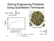 Solving Engineering Problems
