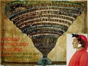 Ancient Myth 9.3 (Mar 15) Dante's Inferno