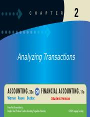 Chapter 2 Analyzing Transactions.pptx
