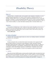 Disability Theory handout.docx