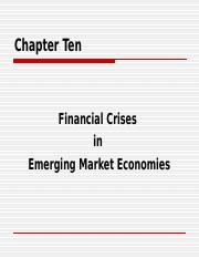 (BBA)2014_CH10 Financial Crisis in Emerging Economies