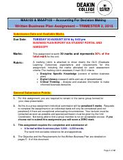MAA103 Assignment - Trimester 2, 2016.pdf