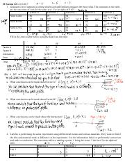 SI Session #21 Answers