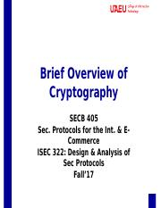 Slides Set # 2- Introduction to Cryptography.ppt