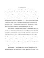 Medical Milestone Essay.pdf