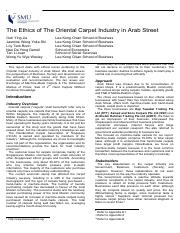 Carpet Industry (Ethics) Final Report.pdf