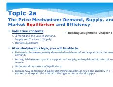 Ss L Topic 02 W02-3 D  S Mkt Equil  Eff