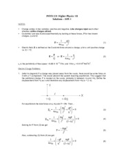 Higher physics notes unit 2