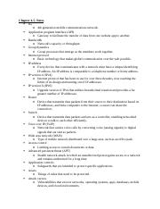 Chapter 4-5 Notes.docx