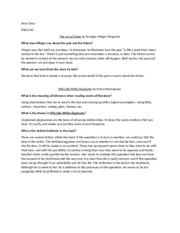an analysis of the topic of the three paragraphs of bartleby the scrivener The story of bartleby, the scrivener: a story of wallstreet by herman melville shows how destiny differs among men the narrator, a lawyer who hired bartleby, a scrivener in the 18 th century setting, tried with all his might to change bartleby.