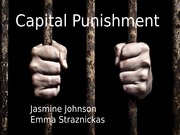 Capital Punishment Powerpoint