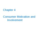 05_Consumer_Motivation_and_Involement_S1