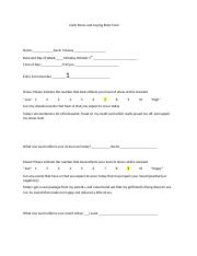 Daily Stress and Coping Entry Form.docx