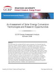 An Assessment of Solar Energy Conversion.pdf