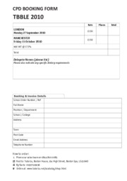 172-TBBLE2010BookingForm