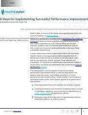 6-Steps-for-Implementing-Successful-Performance-Improvement-Initiatives-in-Healthcare (1).docx